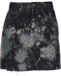 Proenza Schouler Denim Skirt - Black