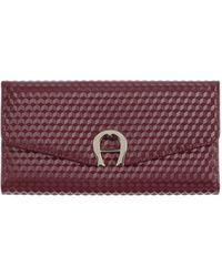 Aigner Brieftasche - Lila