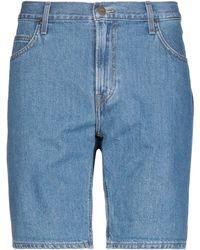 Lee Jeans Shorts jeans - Blu