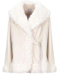 WEILI ZHENG Coat - White