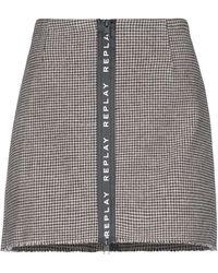 Replay Mini Skirt - Grey
