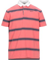 Pepe Jeans Polo Shirt - Red