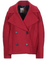 Tommy Hilfiger Coat - Red