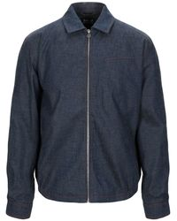 Band of Outsiders Denim Outerwear - Blue