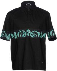 Versace Camisa - Negro