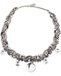 Blumarine - Necklace - Lyst