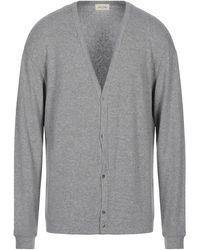 American Vintage Cardigan - Grey