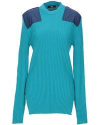 Versus Pullover - Bleu