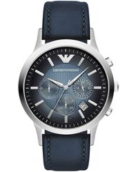 Emporio Armani Wrist Watch - Black