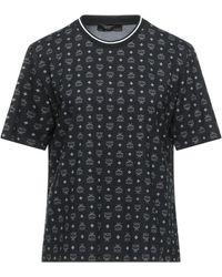 MCM T-shirt - Noir