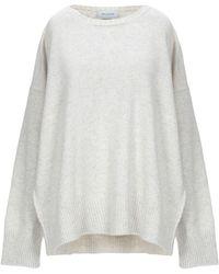 Aglini Pullover - Bianco