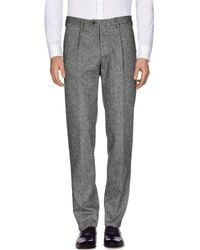 Giab's Casual Trousers - Grey