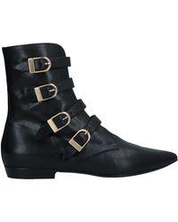 Philosophy Di Lorenzo Serafini Ankle Boots - Black