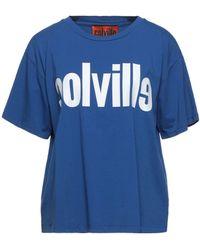 Colville T-shirt - Blue