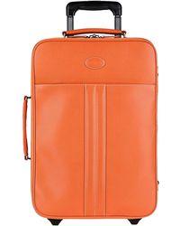 Tod's - Wheeled Luggage - Lyst