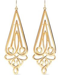 Ben-Amun Earrings - Metallic