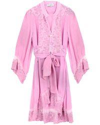 ELISA CAVALETTI by DANIELA DALLAVALLE Short Dress - Pink