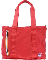 K-Way Handbags - Red