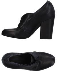 Pantanetti Lace-up Shoe - Black