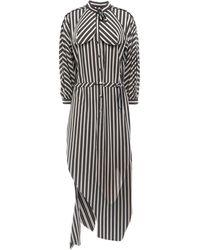 ANDREAS KRONTHALER x VIVIENNE WESTWOOD Long Dress - Natural
