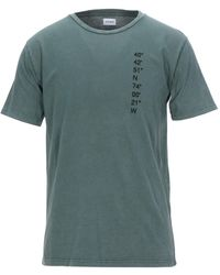 Officina 36 T-shirt - Green