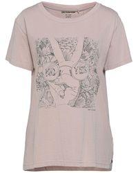 One Teaspoon T-shirts - Mehrfarbig