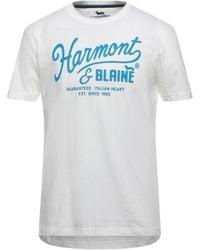 Harmont & Blaine T-shirt - White