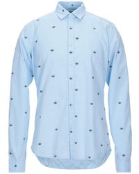 Scotch & Soda Camisa - Azul