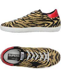 Golden Goose Deluxe Brand Low Sneakers & Tennisschuhe - Natur