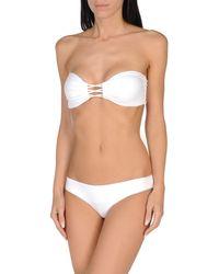 Melissa Odabash Bikini - White