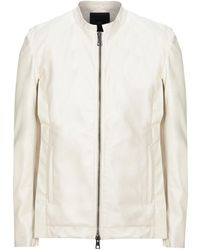 Tom Rebl Jacket - White