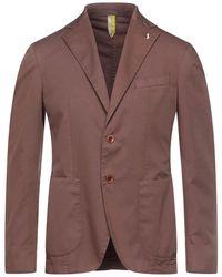 Harmont & Blaine Suit Jacket - Brown