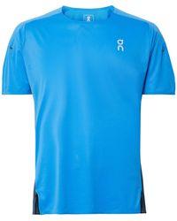 On Running T-shirt - Blue