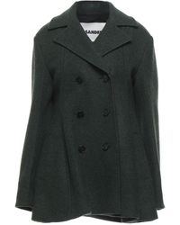 Jil Sander Coat - Green