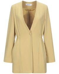 Rodebjer Suit Jacket - Yellow