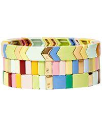 Roxanne Assoulin Armband - Grün