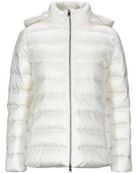 Allegri Down Jacket - White