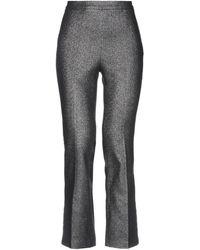 Giamba Casual Trousers - Black
