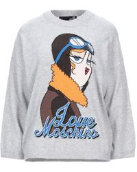 Love Moschino - Pullover - Lyst
