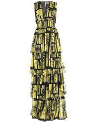 Fausto Puglisi Long Dress - Yellow