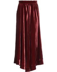 Raquel Diniz Long Skirt - Multicolor