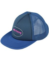 Anything Hat - Blue