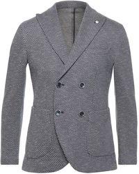 Domenico Tagliente Suit Jacket - Grey