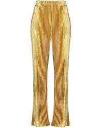 Glamorous Casual Trouser - Yellow