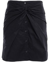 Rebecca Minkoff Knee Length Skirt - Black