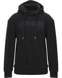 Schott Nyc Sweatshirt - Black