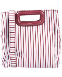 Maje Handbag - Red