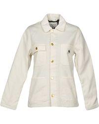 Carhartt Jacket - White