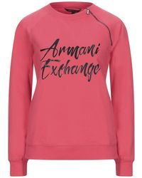 Armani Exchange Sweat-shirt - Rose
