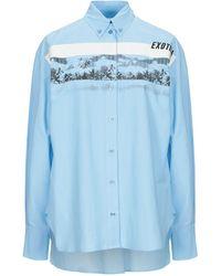 BROGNANO Camicia - Blu